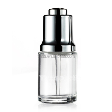 30ml empty dropper plastic glass bottles for Nail polish oil