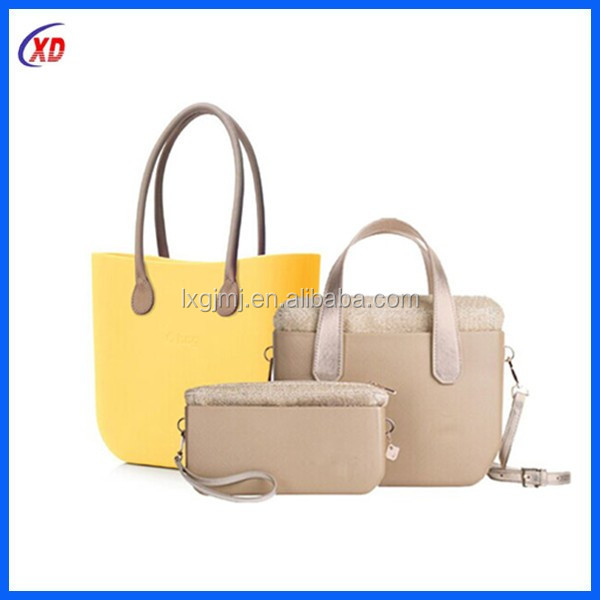 Promotional Gifts Clear Eva hand Bags with Zipper