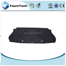 Melamine soundproofing foam for car