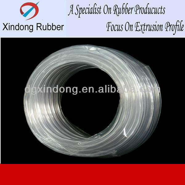 guangdong transparent pvc tube manufacturer