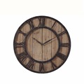 High quality promotional cheap decorative antique wooden wall clock