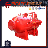 Pressure Bladder Tank Proportioner Tanks In Fire Fighting