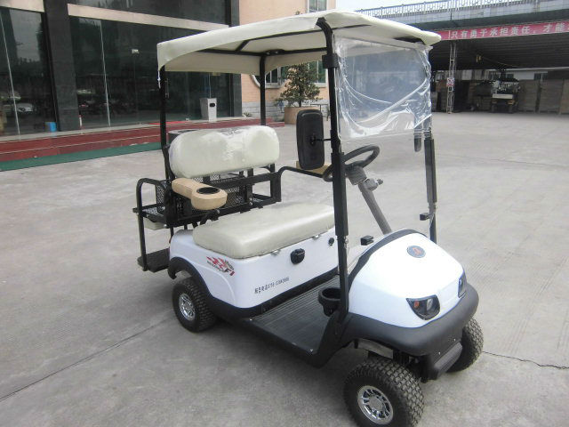 Wholesale mini electric maintenance cart with cargo box or rear seat available