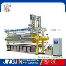 new industry sugar stainless steel filter press