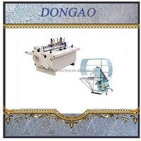 semi-auto nailing cardboard machine use easy and use life long/binding &strapping machine