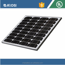 No Flexible 40 Watt Mono Solar Panels Of High Efficiency