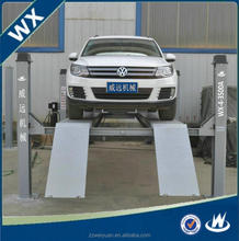 Best Selling Cheap Four Post Alignment Car Lift with CE