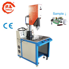 Manual Welding PVC Machine Plastic File Bag Making Machinery With CE Certificate