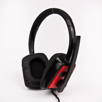 new product 2016 usb computer headset call center headset computer accessorie