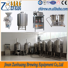 High quality beer brewing equipment Micro brewery 500L machine per batch
