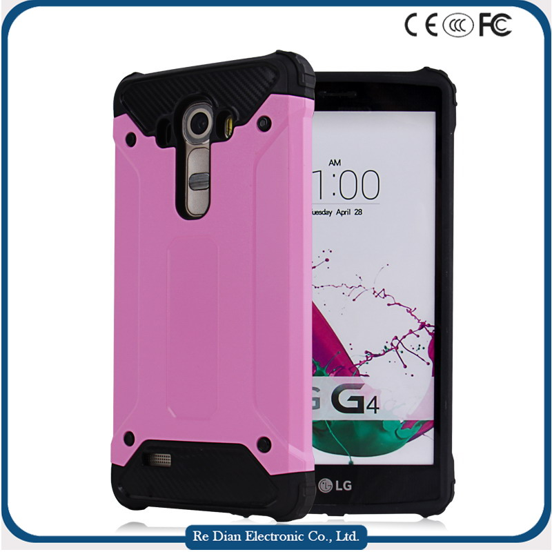 Soft silicone case back cover housing cell phone cover case for LG G4