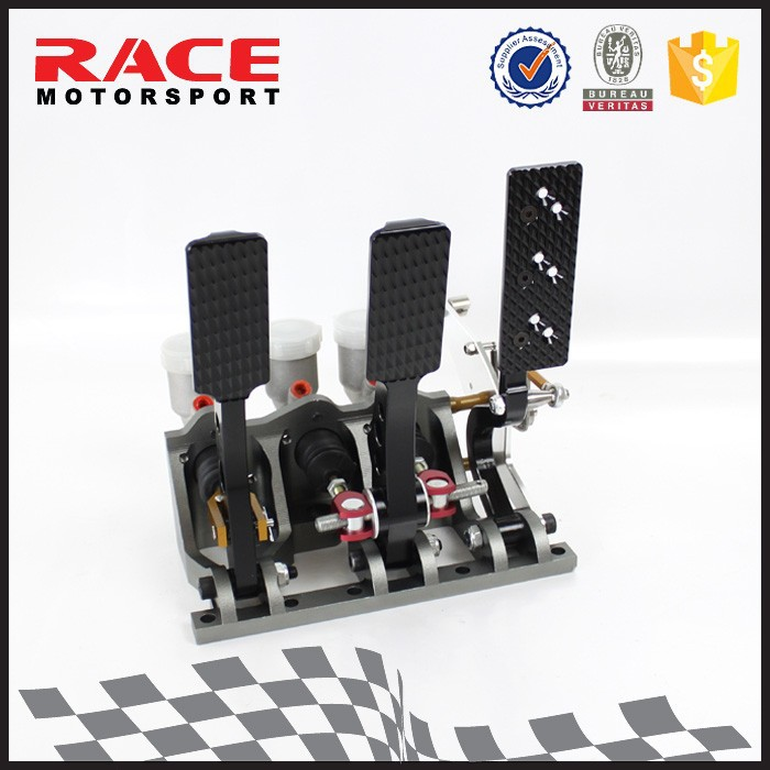 Mparts Essen Member Universal Racing CNC Brake Pedal Assembly