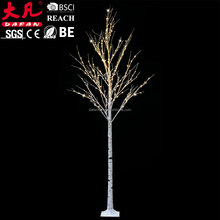 New fashion home decoration indoor/outdoor artificial christmas tree parts