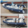 High speed inflatable luxury boat 520
