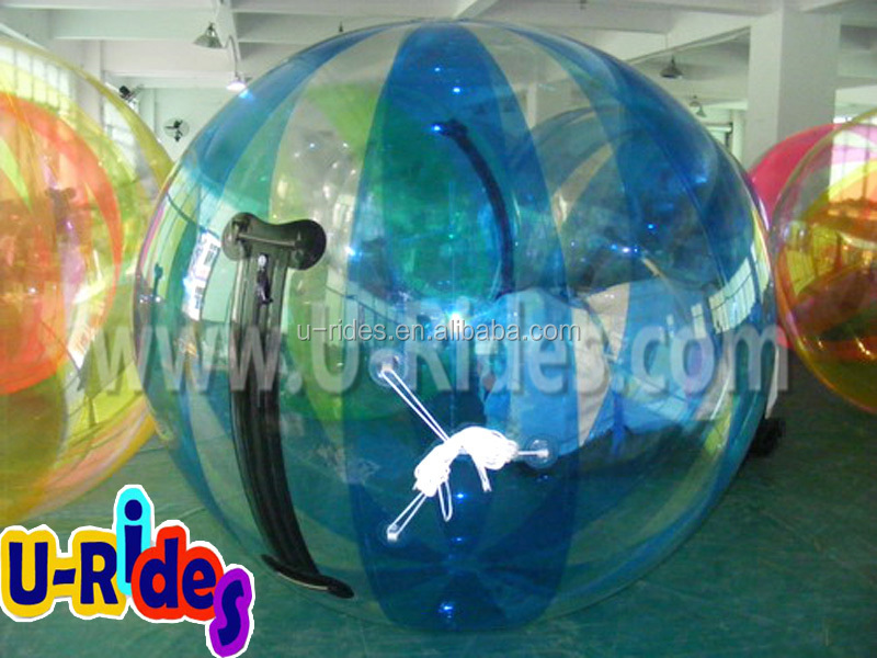 Hot Selling Colorful Sticky Smash Inflatable Water <strong>Ball</strong>