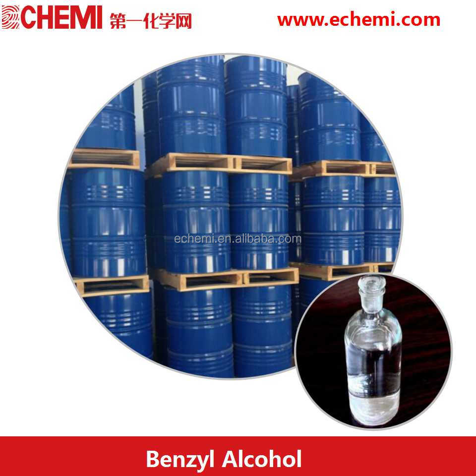 Benzyl Alcohol 100-51-6 good price