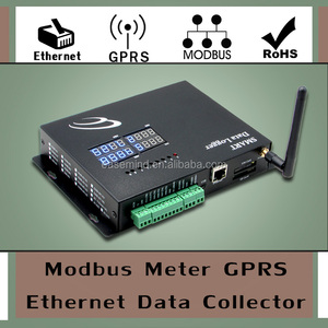 Modbus Meter GPRS Ethernet Data Collector energy monitoring wireless