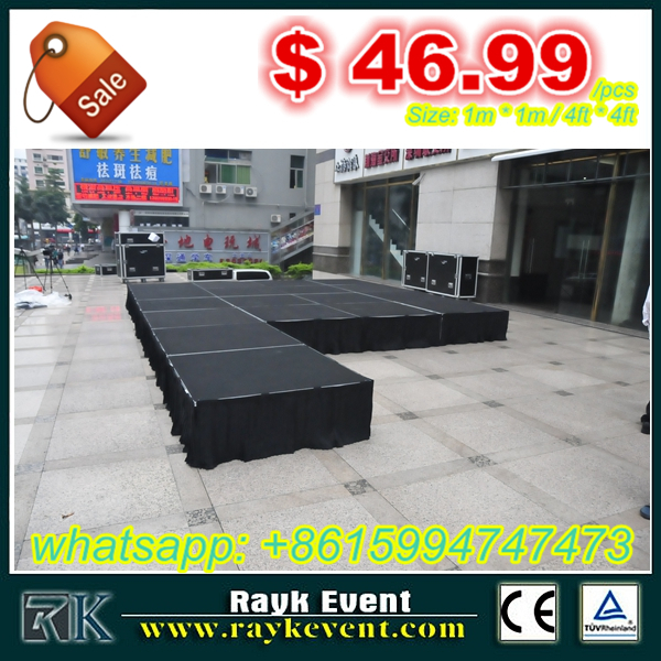 portable stage lighting truss with best price with car roof tent light