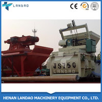 High quality JS750 concrete mixer machine price in india