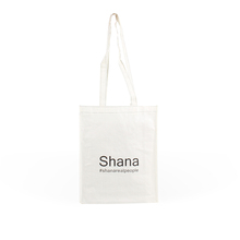 Promotion Seasonal pp woven lamination shopper bag laminated shopping with strong handle