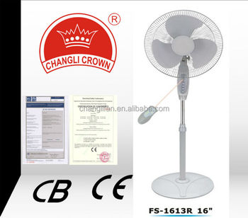 electrical fan /remote control fan/16 inch fan