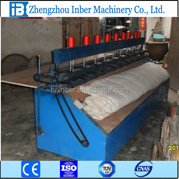 Electrical Manufacture Mattress Sew Machine multi needle quilting/sewing machine