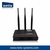 300Mbps Wireless N Router with Detachable 5dBi Antennas