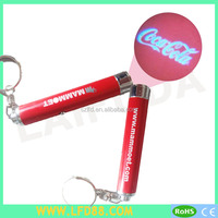 high quality LED mini flash light, super bright white led keychain torch,Cheapest torch