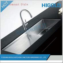 Professional Factory Made 1.5M Stainless Steel Sink