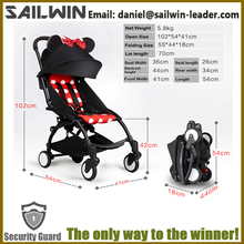 2017 the Best-Selling baby strollers OEM available for Russia Australia Europe markets