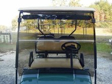 2016 clear Acrylic car windshield for golf car