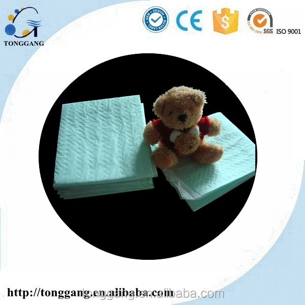urine pet pee pads for dog & cat of China manufacture