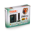 Tiger Z98Pro Best Seller FTA(Free to Air) DVB-S2 Digital SatelliteTV Receiver Support 3G / USB WiFi