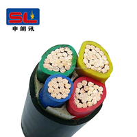 Low Voltage 4 Core 95mm PVC Insulated Copper Cable