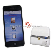 Digital display alcohol tester breathalyzer for Iphone /Android