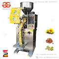 Best Price Small Snack Pouch Chin Chin Packaging Walnut Samarpan Granule Filling Cotton Candy Date Fastener Seed Packing Machine