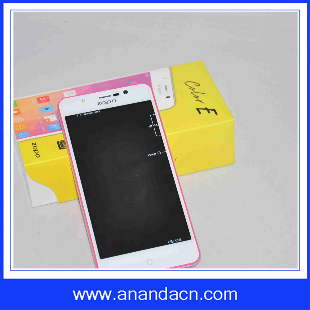 5.0 inch IPS Screen Zopo ZP350 mobile phone