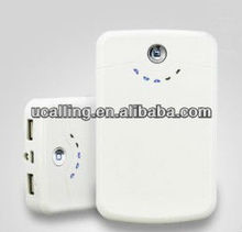 Mini Design Universal 2600mah Portable Power Bank/Mobile Phone Charger/Emergency Power Charger for iPhone