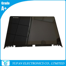 100% Original LCD LED laptop touch screen panel B116XAN02.4 FRU 73049617 laptop monitor with bezel