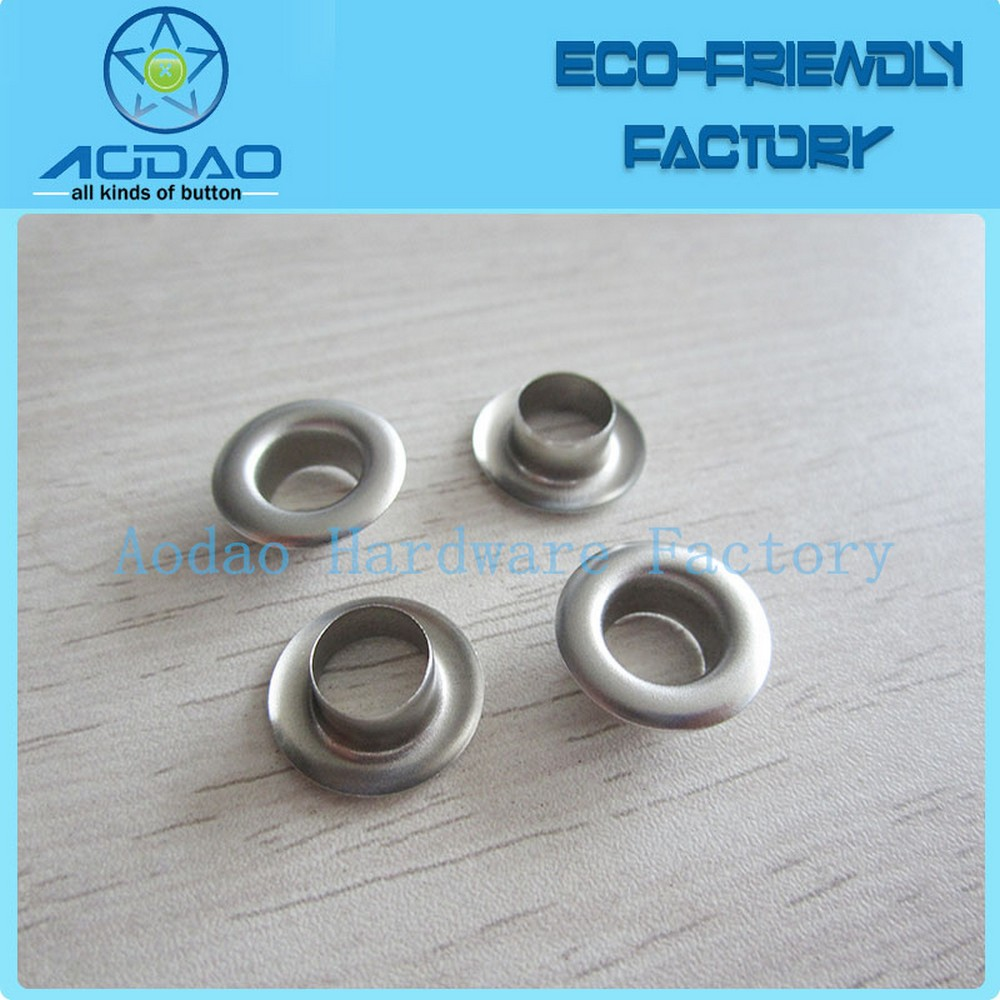 Decoration Round Grommets/Metal Eyelet For Bags