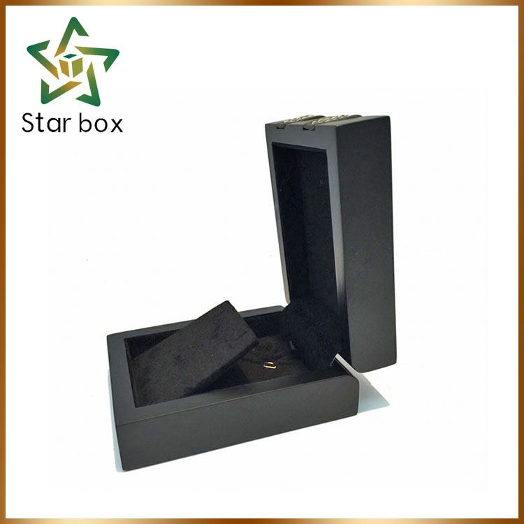 Top quality travel wooden jewelry case chinese wooden jewelry box