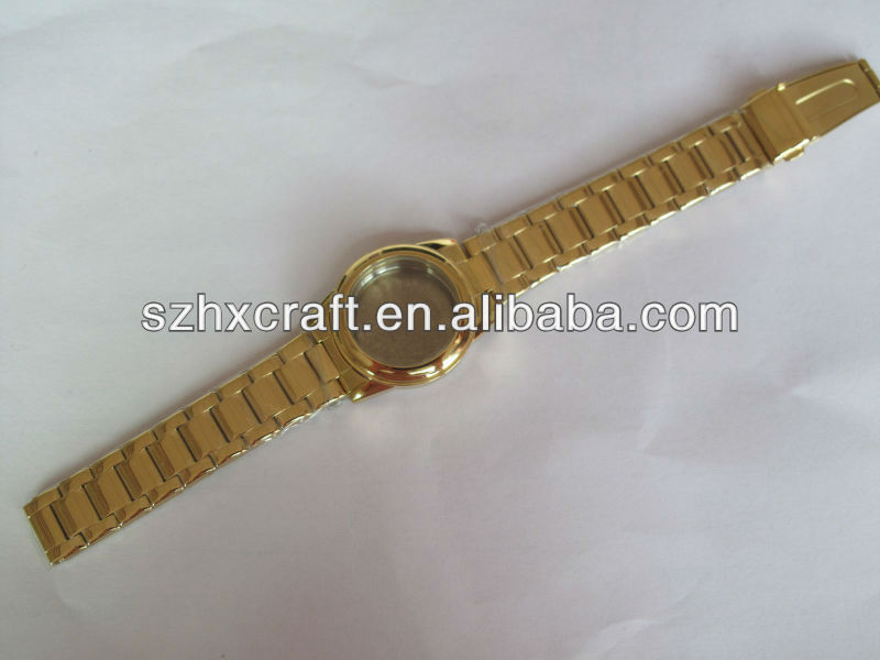 watch case 316l watch case and band IPG
