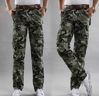 New Collection High Quality Men Military Camouflage Casual Pants