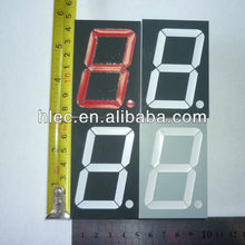 hot selling 2.3 inch 7 segment led display