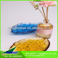 colorful gel for flower arrangements
