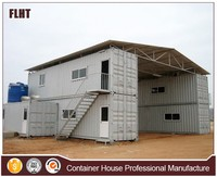 Good Quality CE standard Removeable prefab container office house