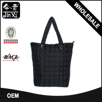 Wholesale Quilted Tote Bag Nylon Duffle