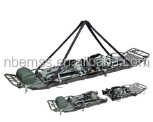 aluminum alloy basket stretcher size ambulance stretcher