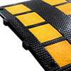 High Quality Rubber Road Buffer Belt Speed Bump Humps