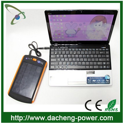 Unversal solar mobile phone battery charger for phone/laptop 23000mAH